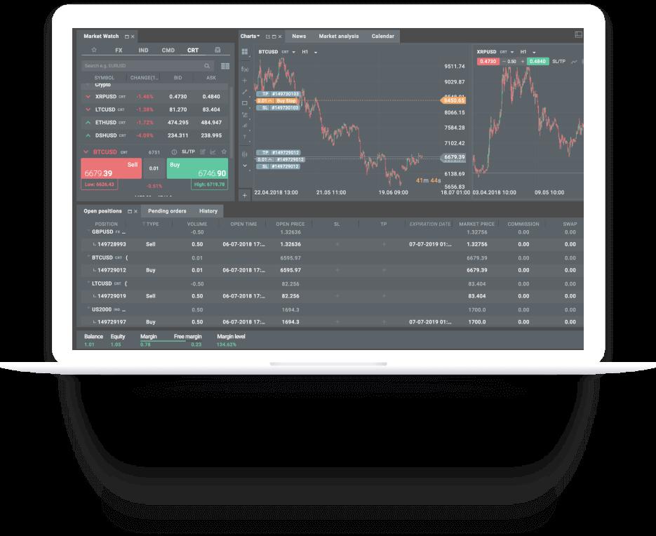 xstation-trading-platform
